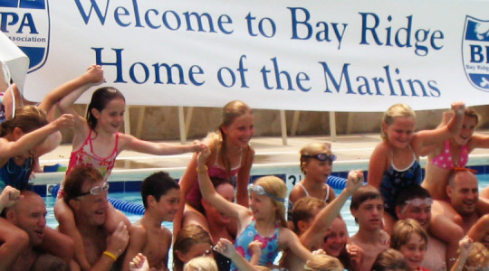 Bay Ridge Marlins Swim Meet