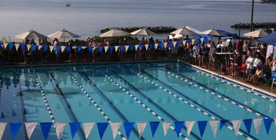 Silver Championship Meet hosted by Bay Ridge