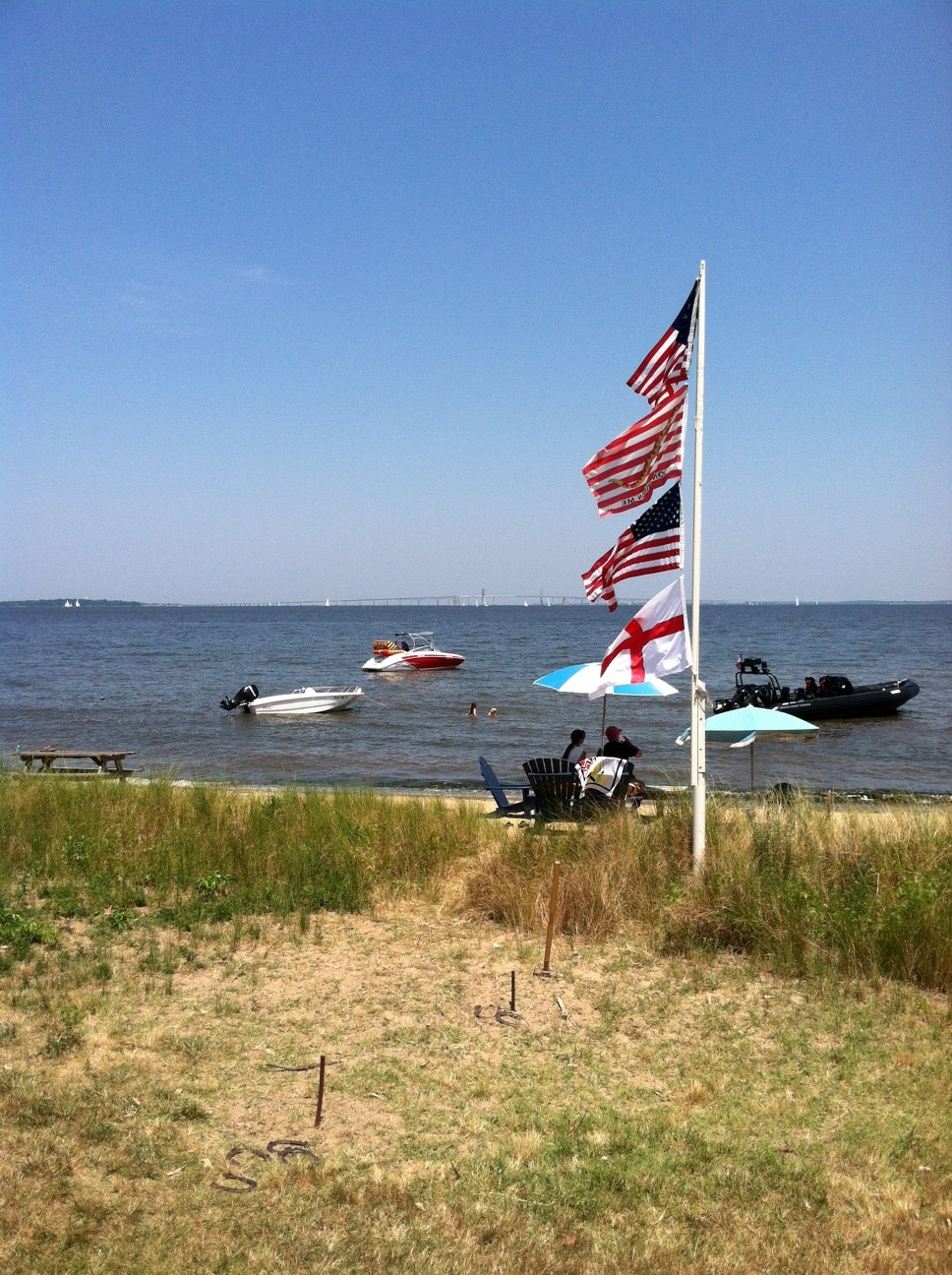 4th of July bay front