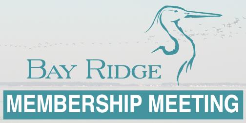 BRCA General Membership Meeting
