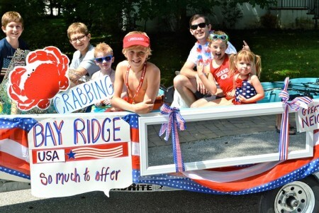 A Bay Ridge 4th!